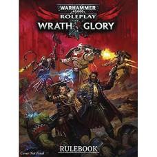 WARHAMMER 40K RPG WRATH & GLORY RULEBOOK HC @F