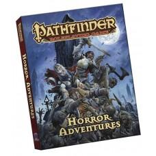 PATHFINDER RPG HORROR ADVENTURES POCKET ED @F