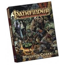 PATHFINDER RPG MONSTER CODEX POCKET ED @F