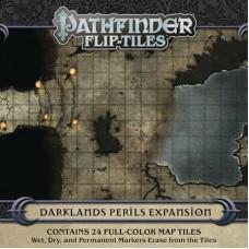 PATHFINDER FLIP TILES DARKLANDS PERILS EXP @F