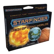 STARFINDER RPG MANY WORLDS DECK @F