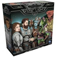 CIRCADIANS FIRST LIGHT BOARD GAME @F