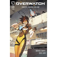 OVERWATCH TRACER LONDON CALLING #1 CVR A BENGAL