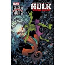 KING IN BLACK IMMORTAL HULK #1 KIB