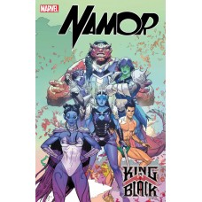 KING IN BLACK NAMOR #1 (OF 5) KIB