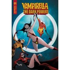 VAMPIRELLA DARK POWERS #1 CVR A LEE