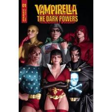 VAMPIRELLA DARK POWERS #1 CVR D YOON
