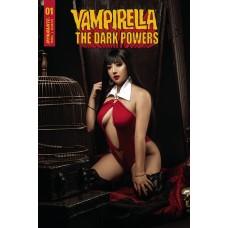 VAMPIRELLA DARK POWERS #1 CVR E RAMIREZ COSPLAY
