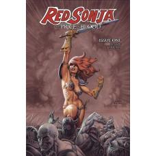 RED SONJA PRICE OF BLOOD #1 CVR C LINSNER