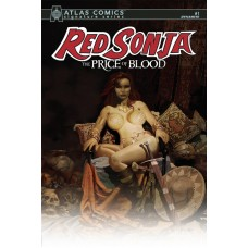 RED SONJA PRICE OF BLOOD #1 ATLAS SGN ED