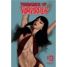 VENGEANCE OF VAMPIRELLA #13 CVR B OLIVER