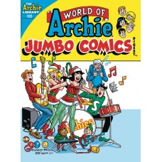 WORLD OF ARCHIE JUMBO COMICS DIGEST #105