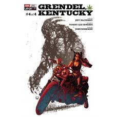 GRENDEL KY #4 (OF 4) CVR B JOHNSON (MR)