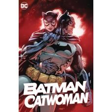 DF BATMAN CATWOMAN #1 WILLIAMS SGN (C: 0-1-2)
