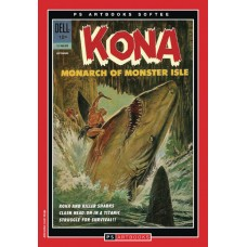 PS ARTBOOKS KONA MONARCH MONSTER ISLE SOFTEE VOL 01 (C: 0-1-