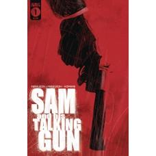 SAM & HIS TALKING GUN #1