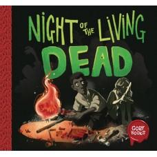 GORY BOOKS VOL 01 NIGHT OF THE LIVING DEAD CVR B CRAWFORD