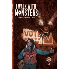 I WALK WITH MONSTERS #2 CVR A CANTIRINO (MR)