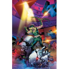 ROBYN HOOD JUSTICE #6 (OF 6) CVR D COCCOLO