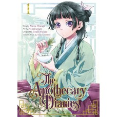 APOTHECARY DIARIES GN VOL 01 (C: 0-1-0)