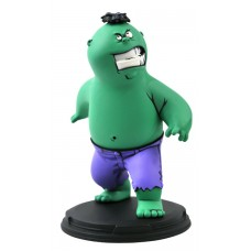 MARVEL ANIMATED HULK STATUE (C: 1-1-2)