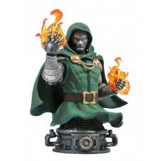 MARVEL COMIC DR DOOM BUST (C: 1-1-2)