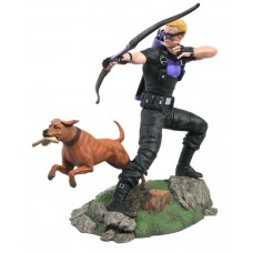 MARVEL GALLERY COMIC HAWKEYE PVC STATUE (C: 1-1-2)
