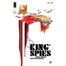 KING OF SPIES #1 (OF 4) CVR A SCALERA (MR)
