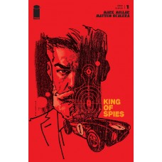 KING OF SPIES #1 (OF 4) CVR C CHIARELLO (MR)