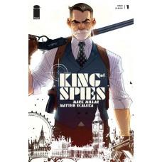 KING OF SPIES #1 (OF 4) CVR D YILDIRIM (MR)
