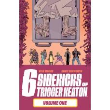 SIX SIDEKICKS OF TRIGGER KEATON TP VOL 01 (MR)