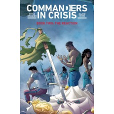 COMMANDERS IN CRISIS TP VOL 02 (MR)