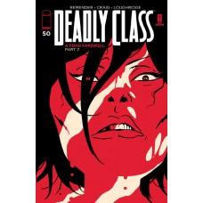 DEADLY CLASS #50 CVR A CRAIG (MR)