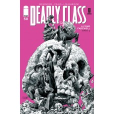DEADLY CLASS #50 CVR B FEGREDO (MR)