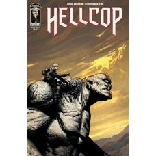 HELLCOP #3 CVR A HABERLIN & VAN DYKE (MR)
