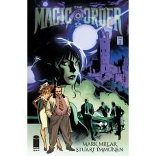 MAGIC ORDER 2 #3 (OF 6) CVR A IMMONEN (MR)