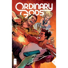 ORDINARY GODS #6 CVR A WATANABE & WILLIAM (MR)