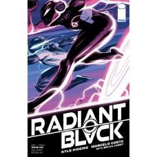RADIANT BLACK #11 CVR A BURNETT