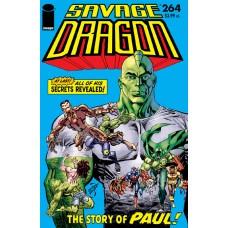 SAVAGE DRAGON #264 CVR A LARSEN (MR)