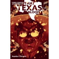 THAT TEXAS BLOOD #13 (MR)