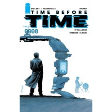 TIME BEFORE TIME #8 CVR A SHALVEY (MR)