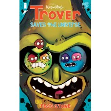 TROVER SAVES THE UNIVERSE #5 (OF 5) (MR)