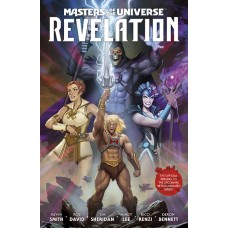 MASTERS OF THE UNIVERSE: REVELATION TP (C: 1-1-2)