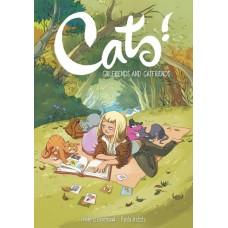 CATS GIRLFRIENDS & CATFRIENDS TP (C: 0-1-2)