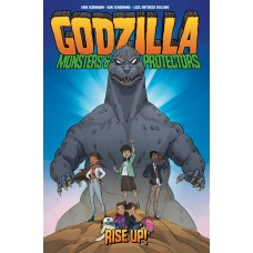 GODZILLA MONSTERS & PROTECTORS RISE UP GN (C: 0-1-1)