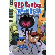 RED PANDA & MOON BEAR GN VOL 02 CURSE OF EVIL EYE (C: 0-1-1)