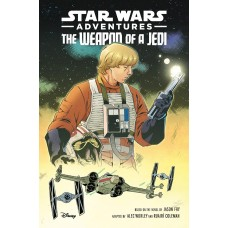 STAR WARS ADVENTURES WEAPON OF A JEDI GN (C: 0-1-1)