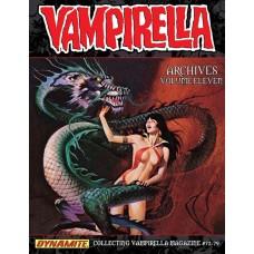VAMPIRELLA ARCHIVES HC VOL 11