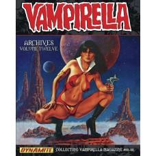 VAMPIRELLA ARCHIVES HC VOL 12