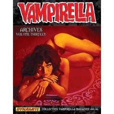 VAMPIRELLA ARCHIVES HC VOL 13 (MR)